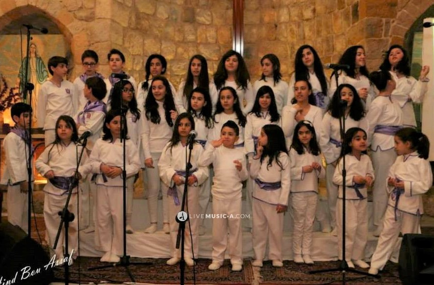 Kids Choir Lebanon