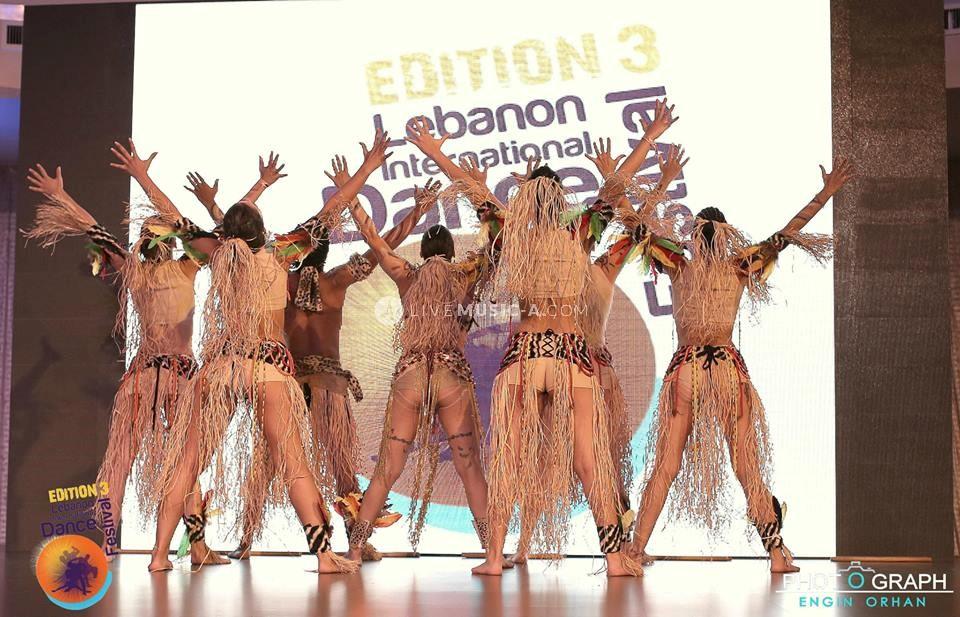 Tribal African Dance