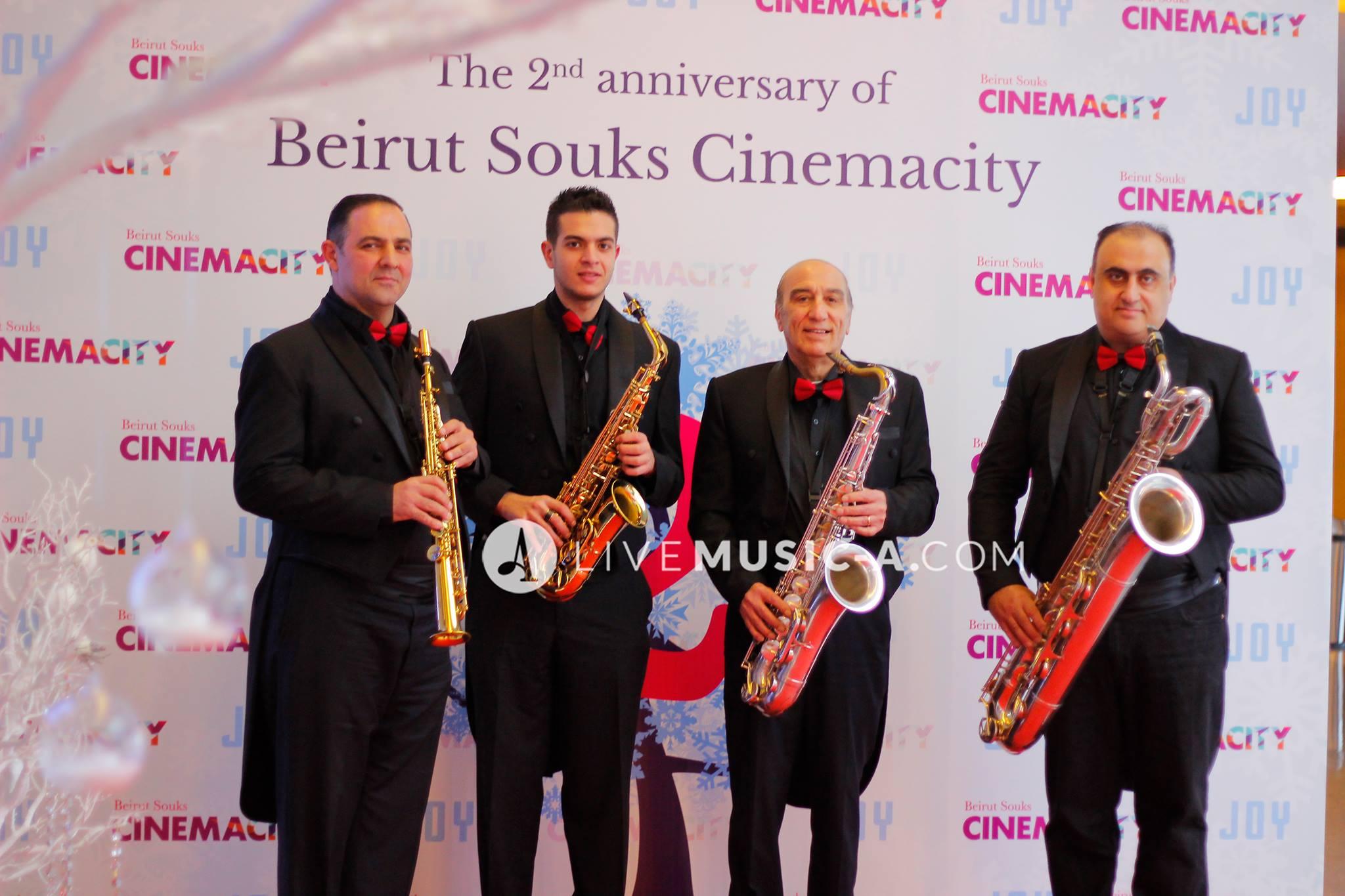 Jazz at Beirut City Center