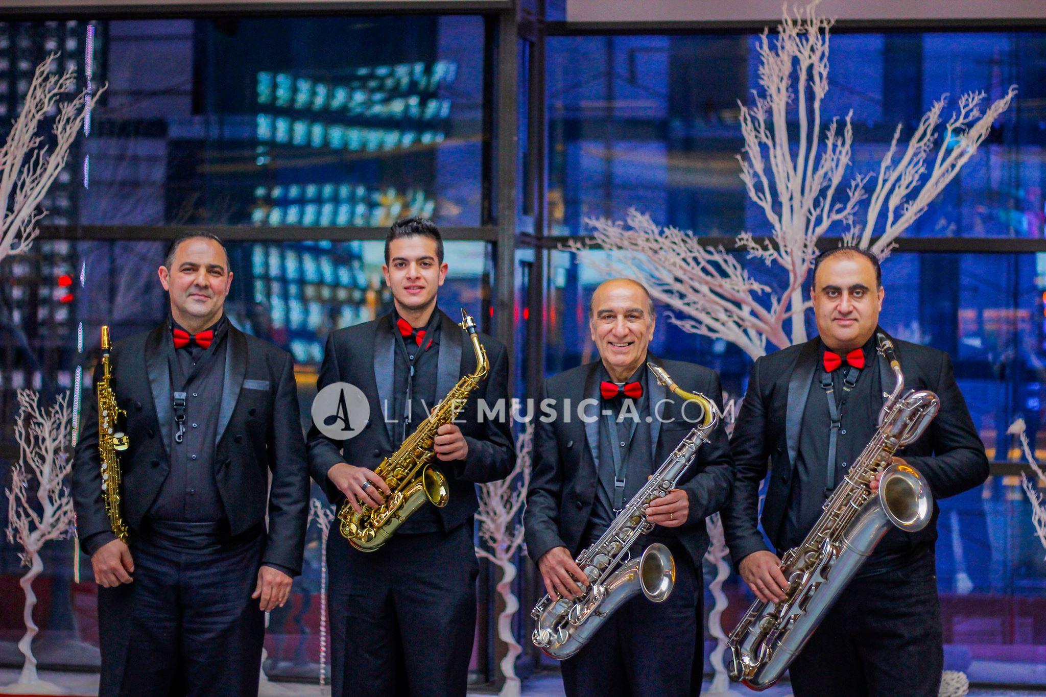 Jazz Quartet at Beirut Souks