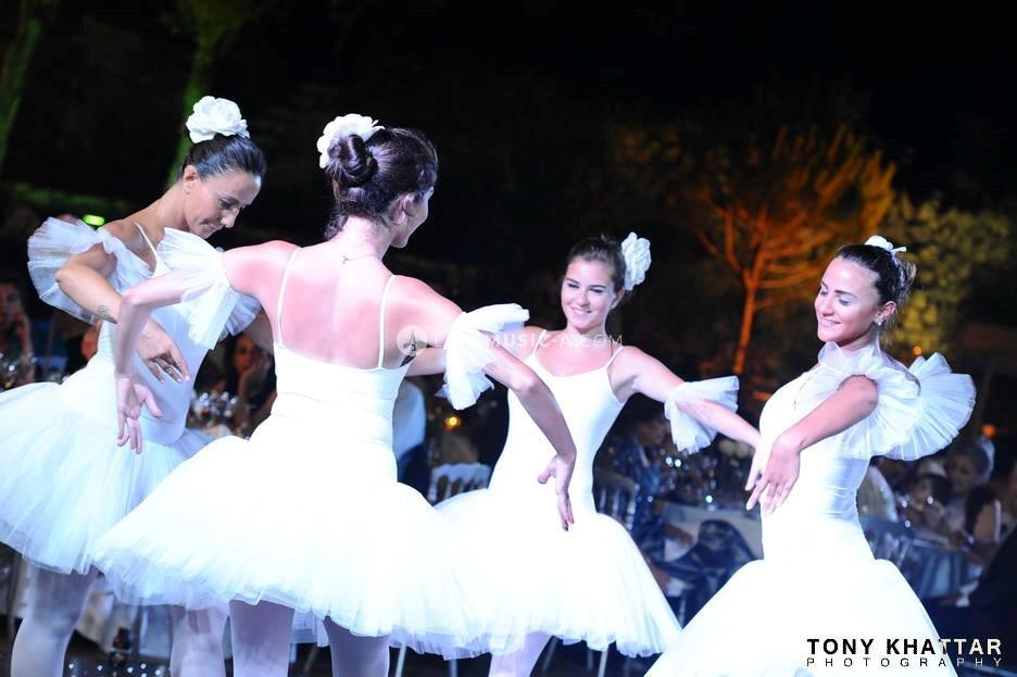 Ballet dance for weddings