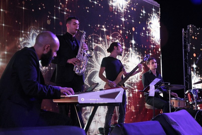 Soul & Jazz creating the perfect ambiance at your weddings and events from Music-A