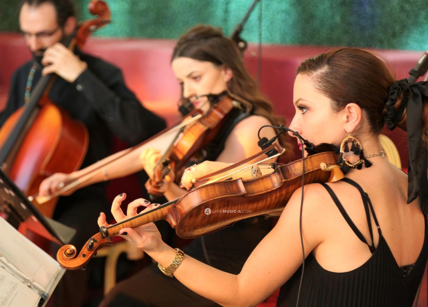 Performing at Bkerki