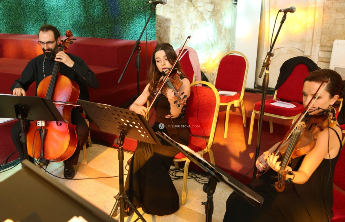 Wedding Classical Trio canon in D