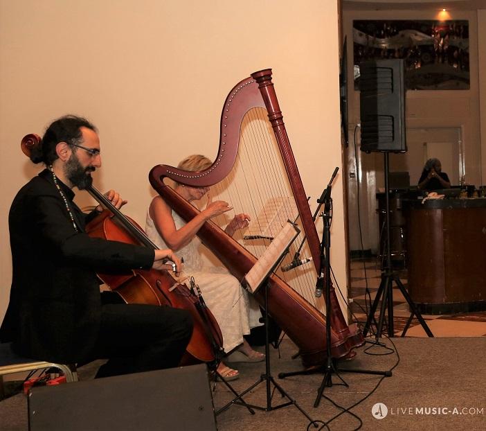 Harpello at The Pearl - Royal Hotel