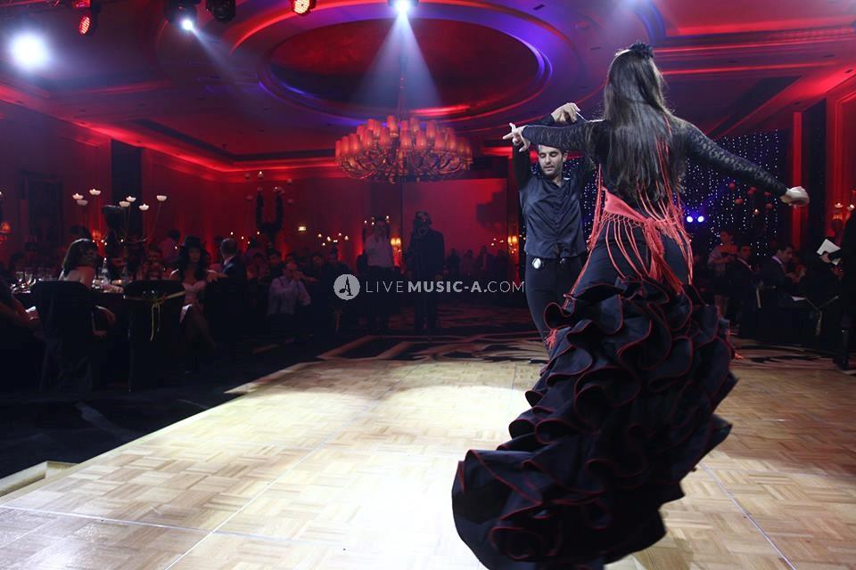 Tange Dance