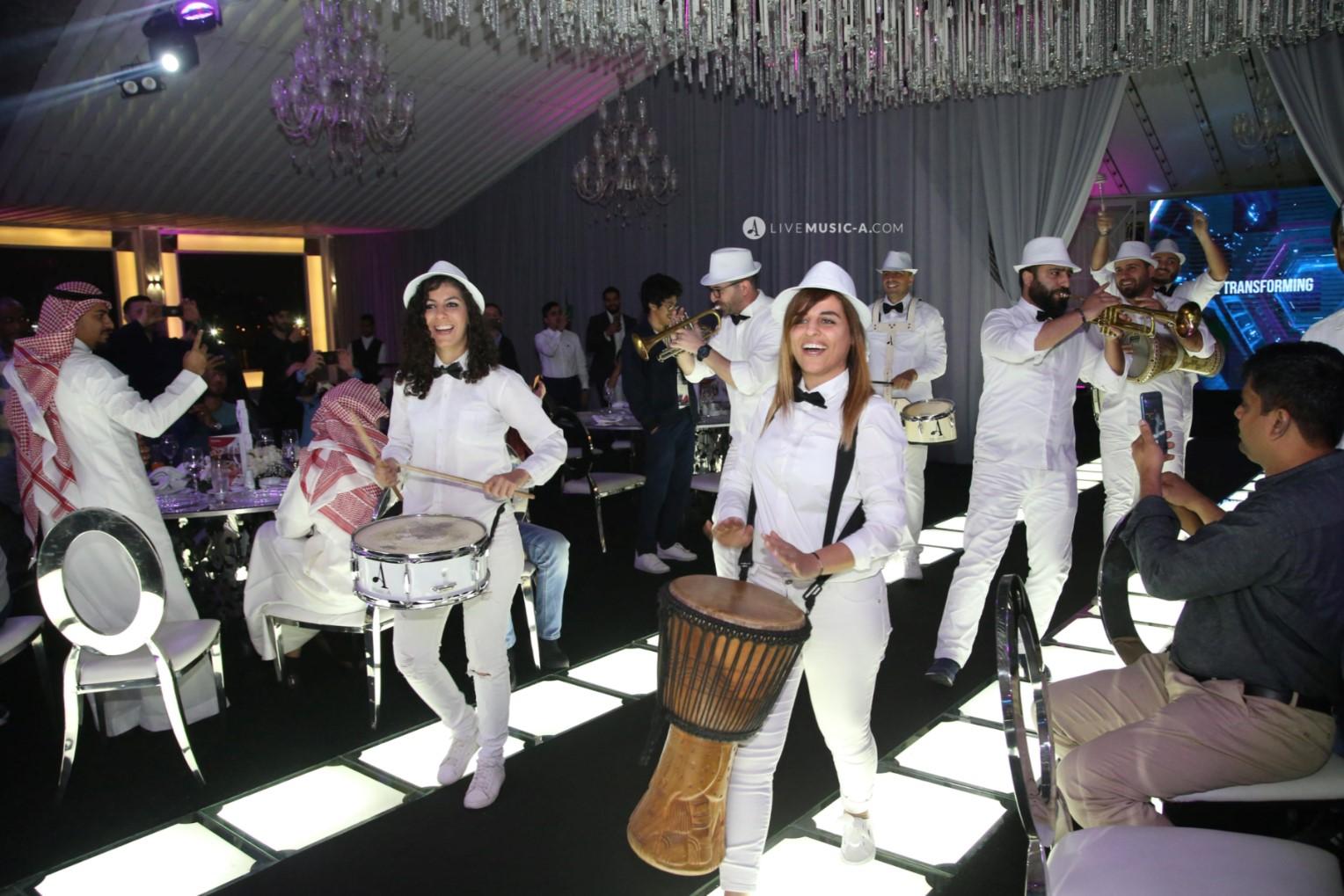 corporate event at la marina Movenpick Hotel Beirut