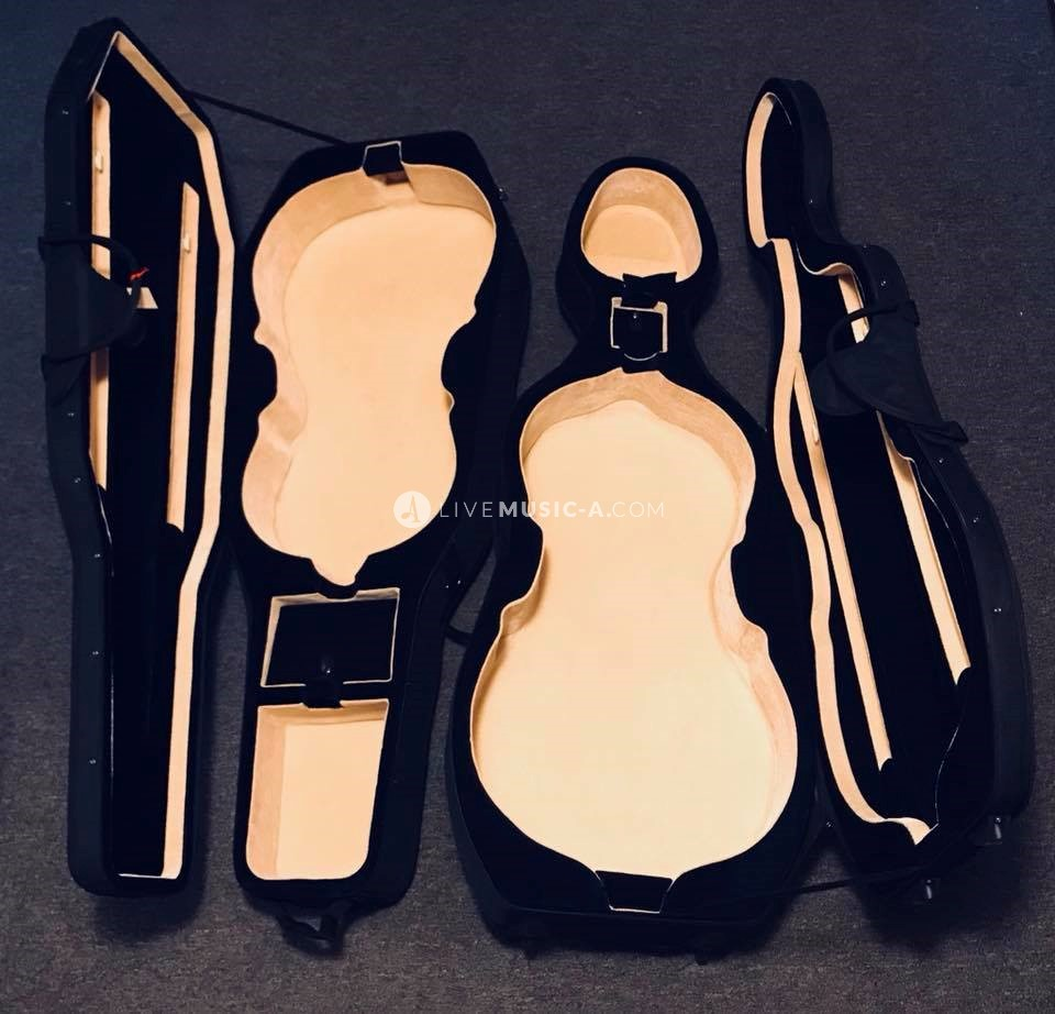 Cello Foam Case