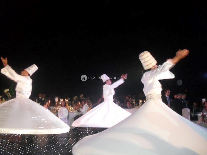 dervish whirling dance