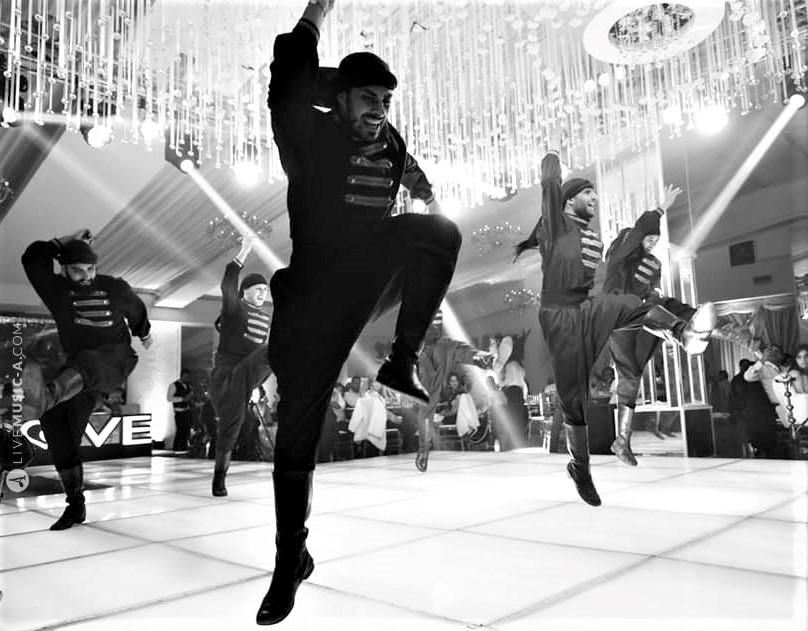 Dabke Choreography