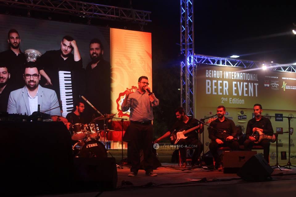 Hippodrome de beyrouth Beer festival