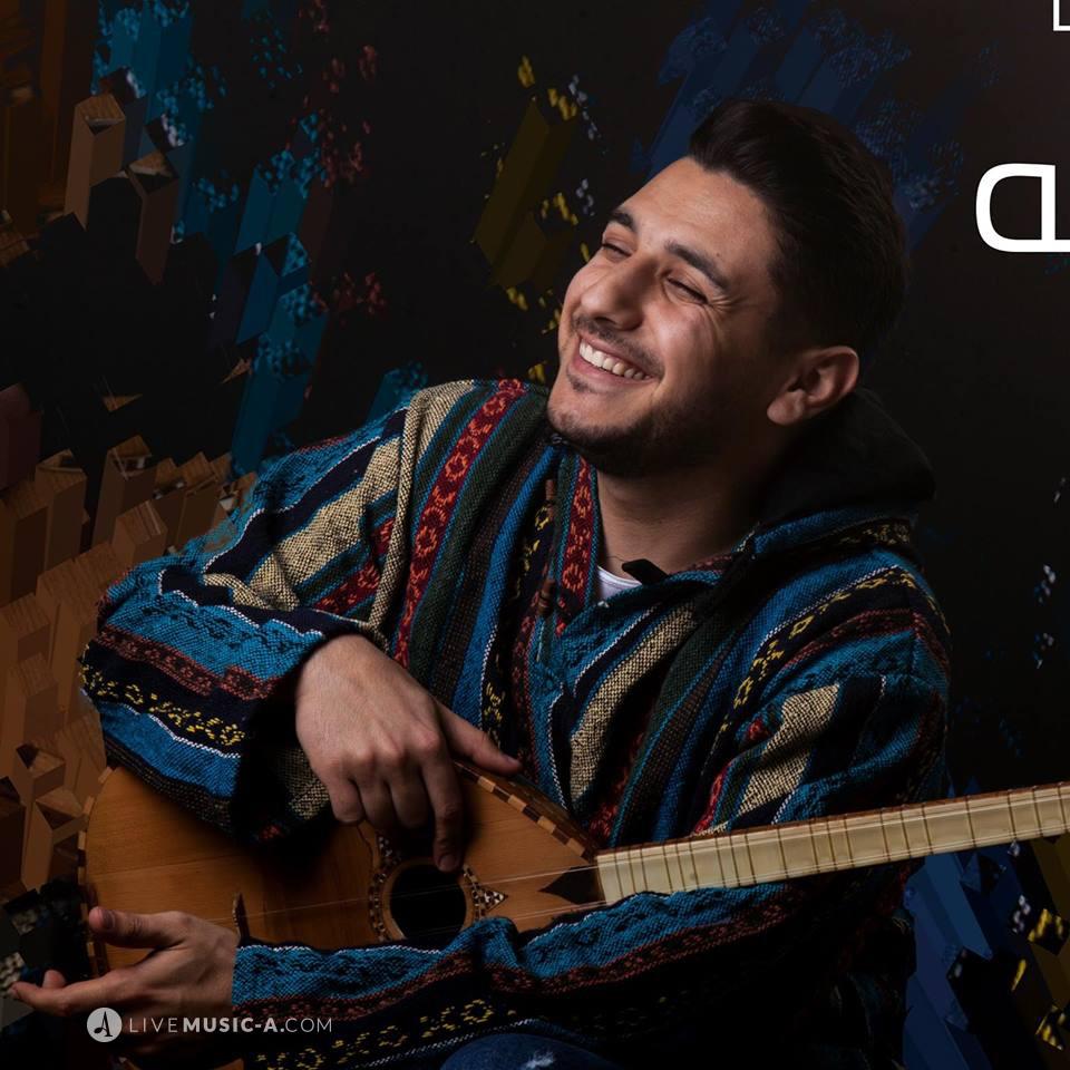 Lebanese singer Faraj
