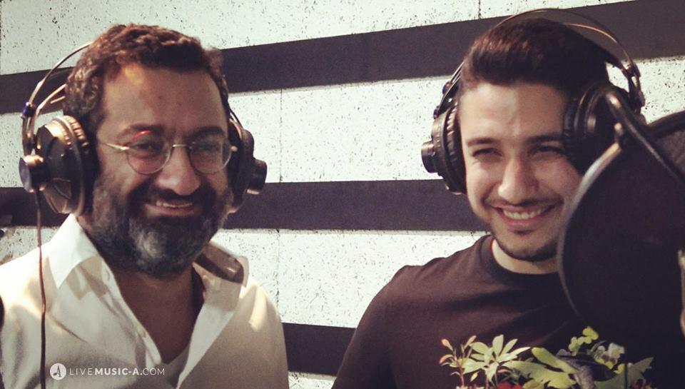 Georges Khobez & Faraj Singing