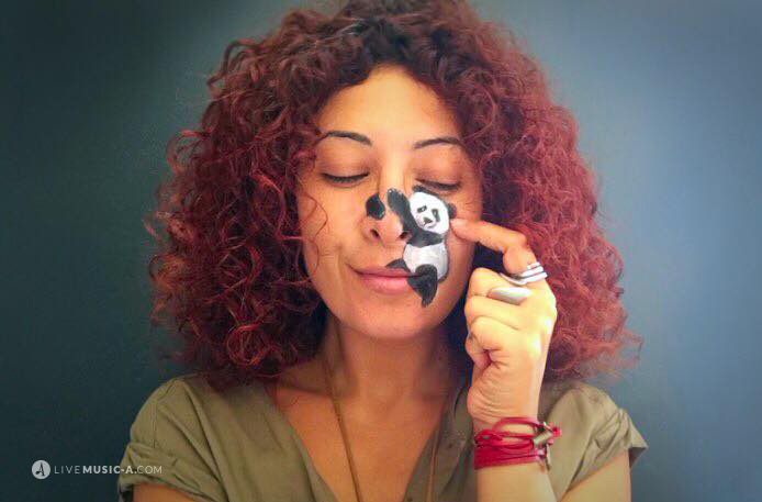 Animation Face painting