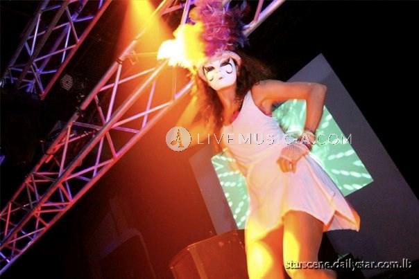 Sensual Gogo dancers for night clubs