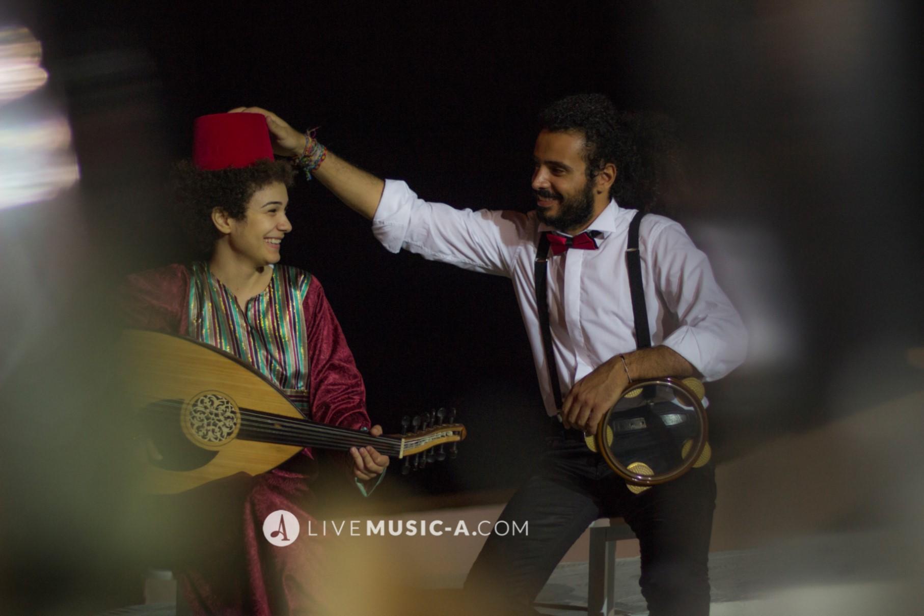 Traboush and Abaya