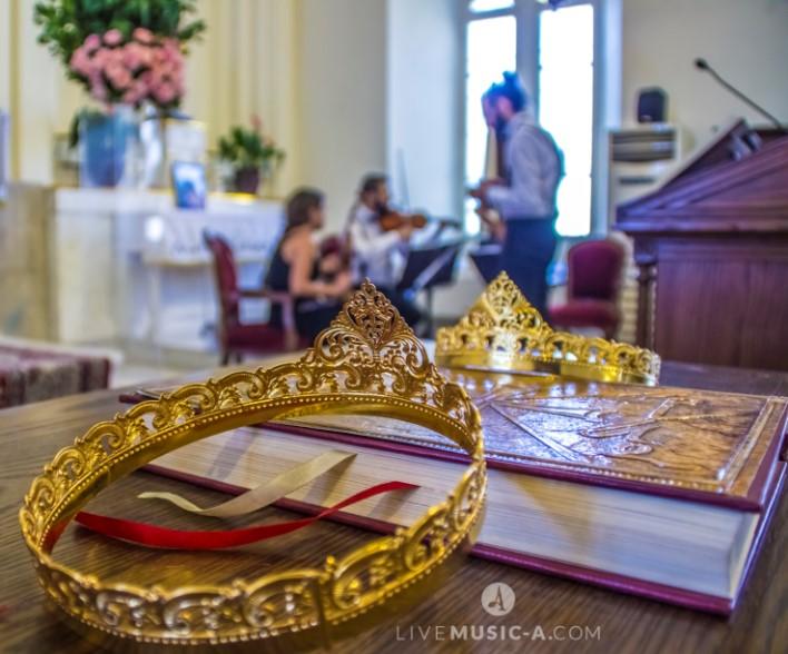 Cadenz-A performing at wedding Ceremonies