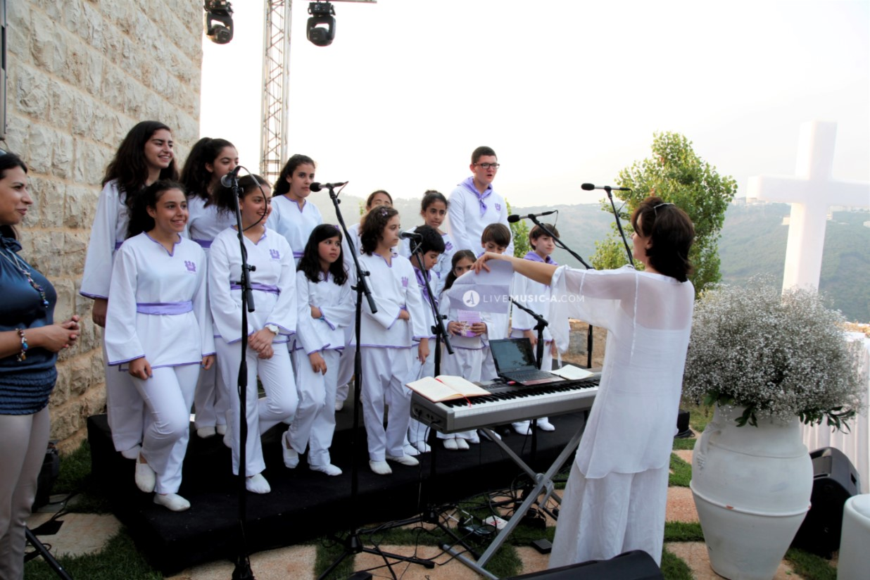 Coralino kidsd Choir