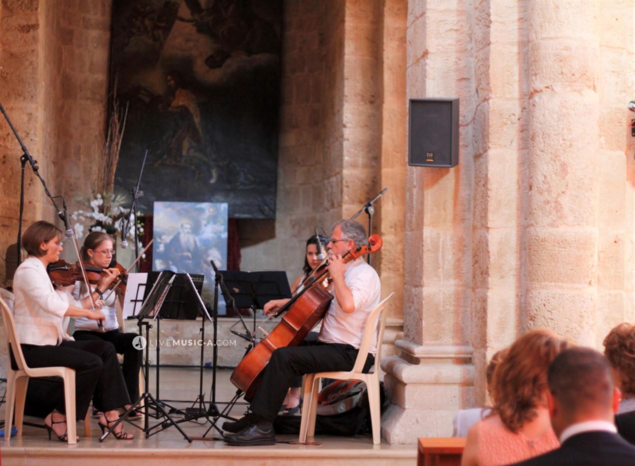 church classical quartet