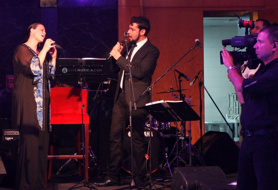 Duo Liliane & Maxime chami from arab got talents