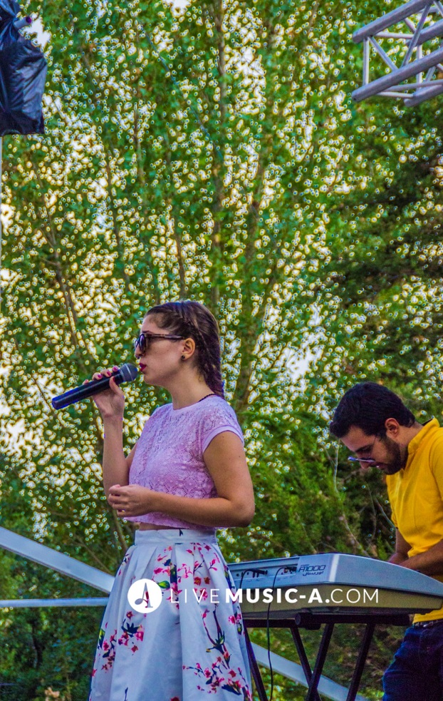 Singer Lindsay