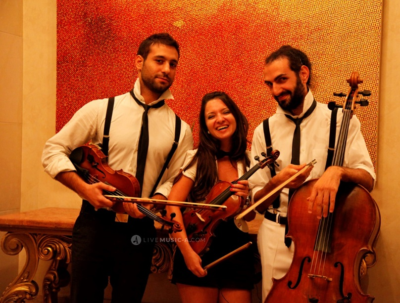 Good times for music at intercontinental Phoenicia Hotel - Ain el mraisseh