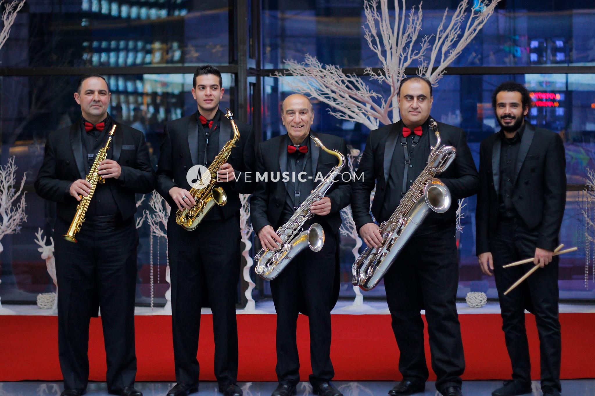 Krik's JAZZ quartet