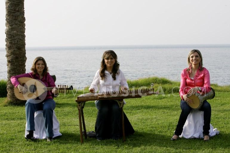 Female Oriental Trio