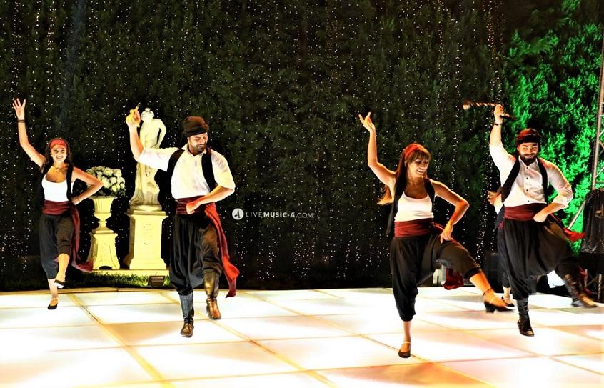 Lebanese Dabke Dance choreography