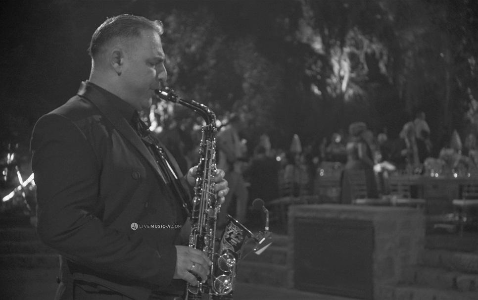 Krikore Saxophone