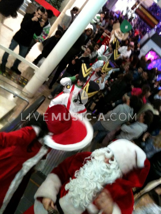 Christmas Parade at ABC ashrafie