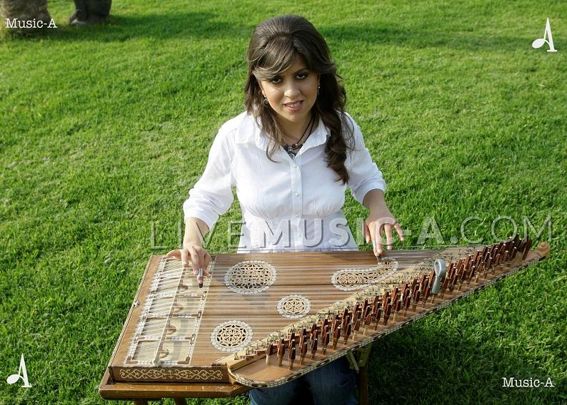 Kanoun lady at Senses - Kaslik