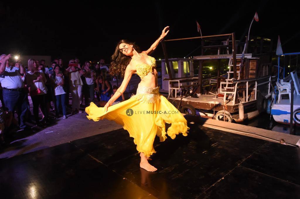 at Vini festival en blanc et rose Byblos festival