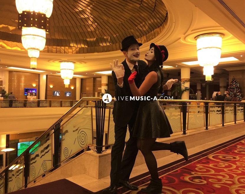At Casino du Liban - Salle des ambassadeurs