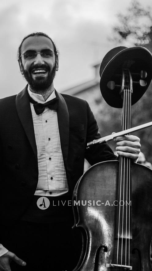 Music brings joy...
