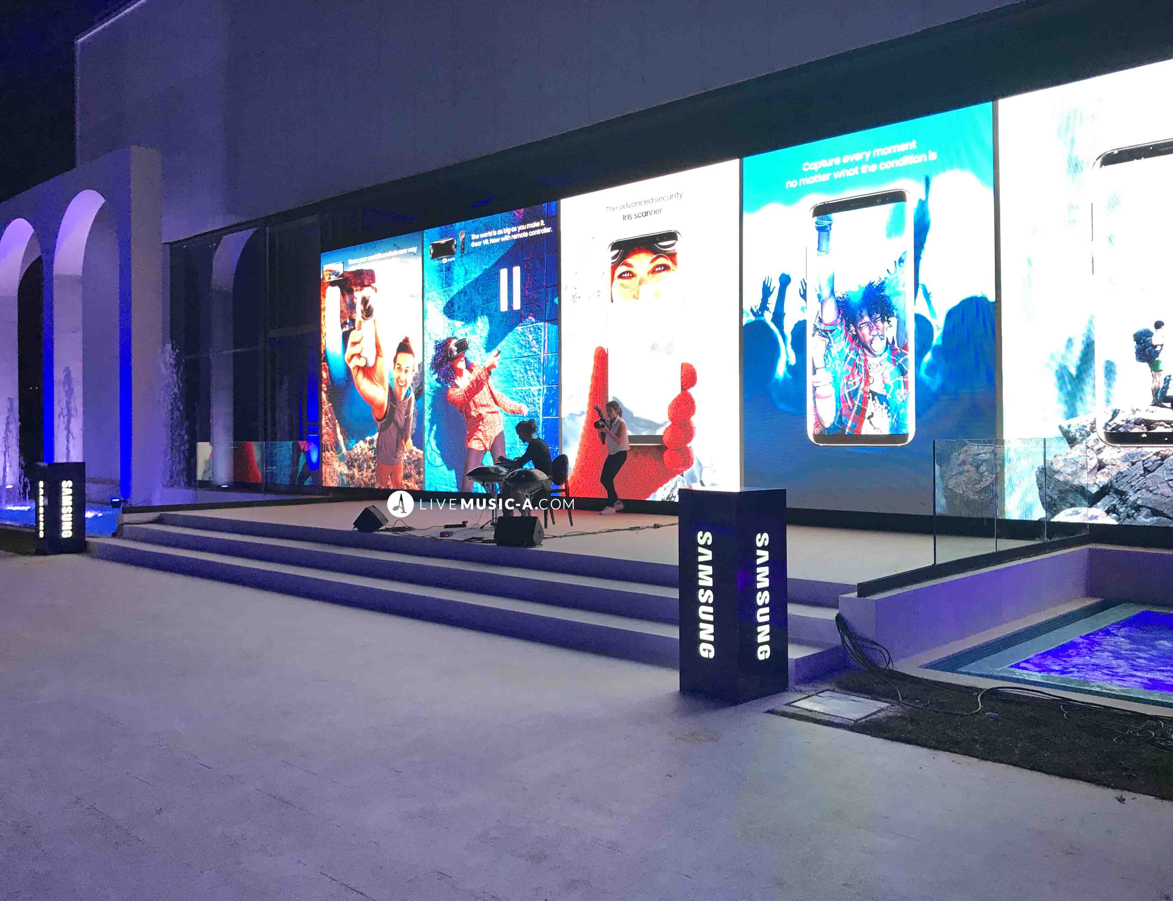 Samsung S8 launching