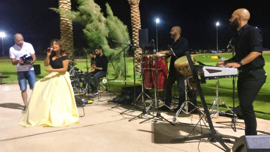 Performance at Ayla Development Golf Club Dinner