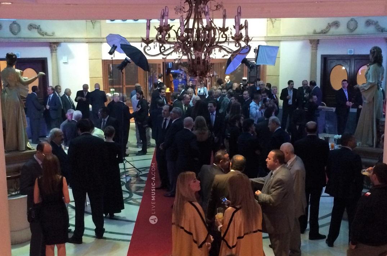at Hilton Hotel Habtour