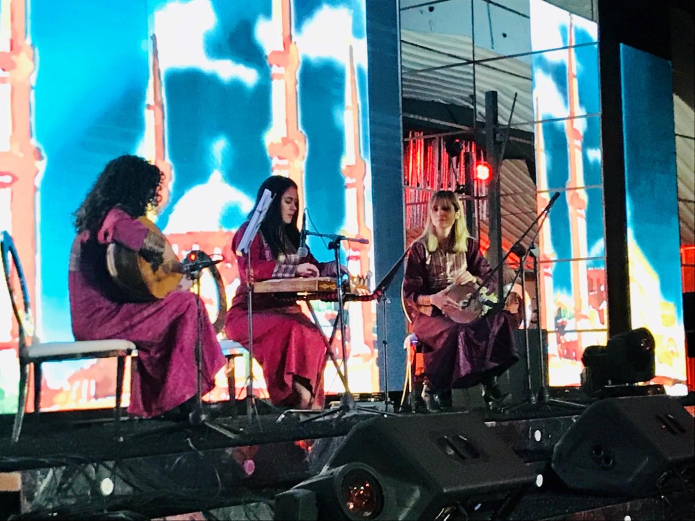 Oriental Music @ La Marina