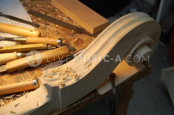 scroll making