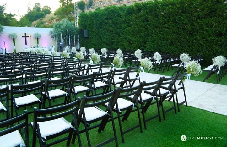 Pre-Wedding ceremony at Blanc Chic