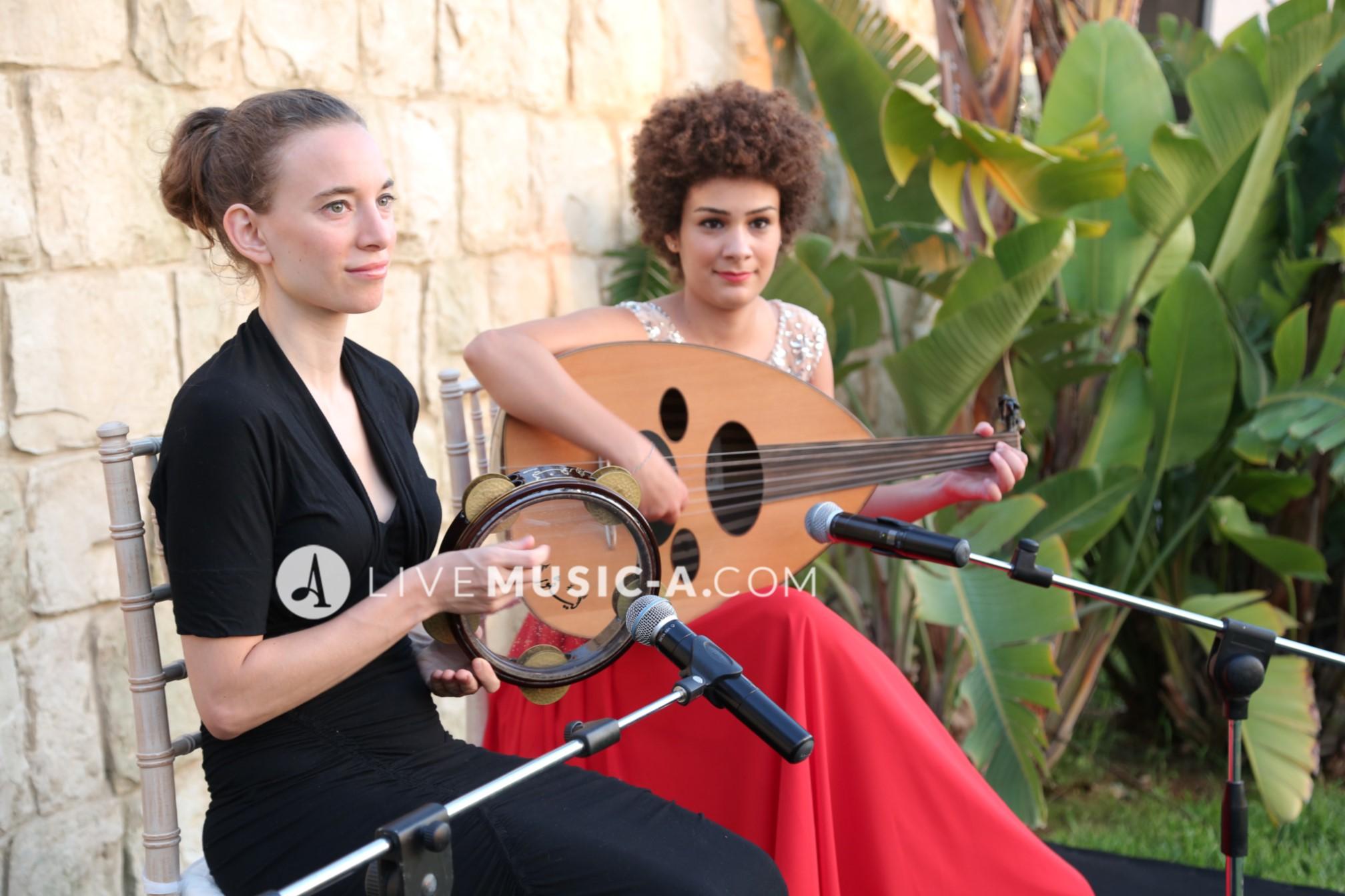Oud & Riq - Female Duo