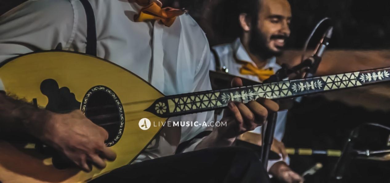 Oriental, Lebanese and turkish music
