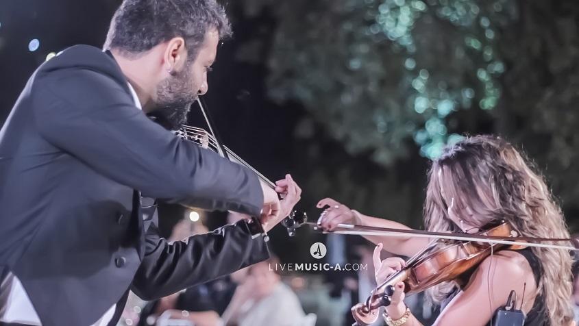 the battle of violins