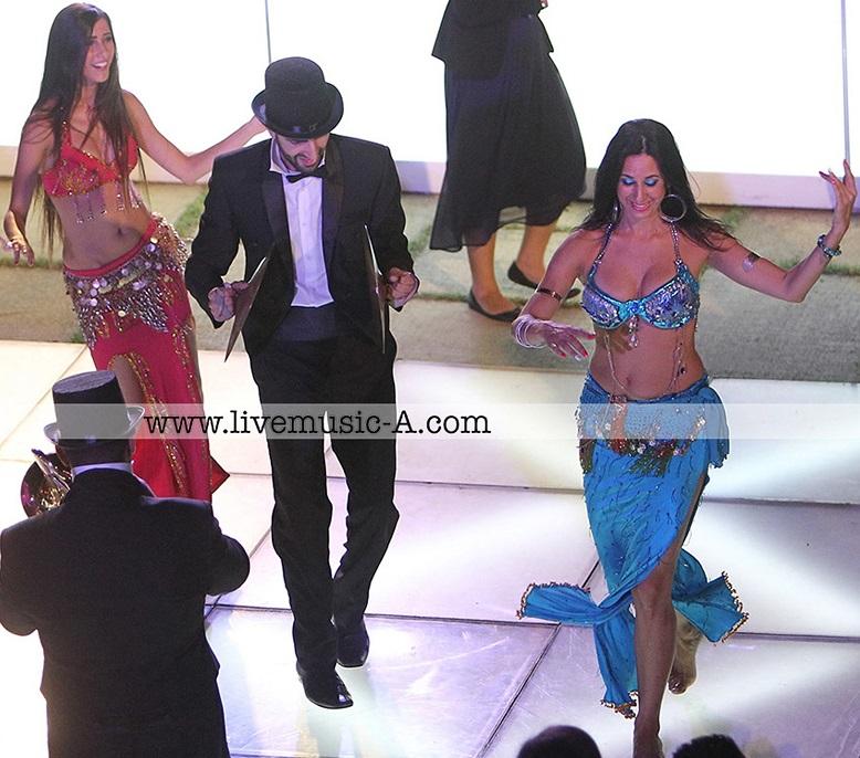 Oriental dancers Added