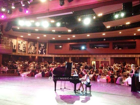 Salle des Ambassadeurs @ Casino du liban