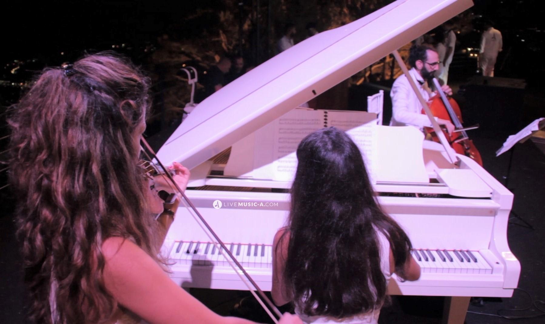 Trio Vivace concert performance