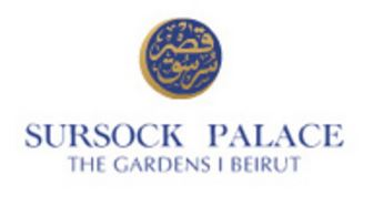 Sursock Palace the gardens