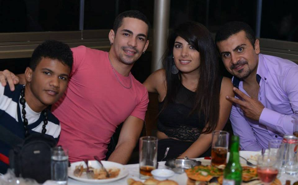 Eddy, Maria, Brother, Gabriel Chapao