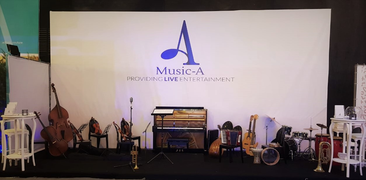 Our Stage Stand